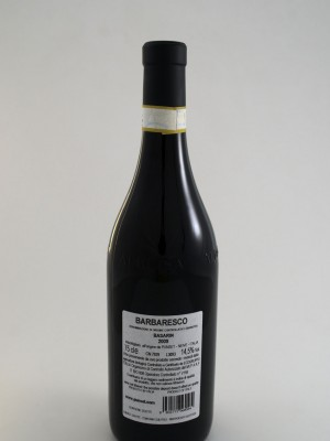 Barbaresco DOCG 2009_2